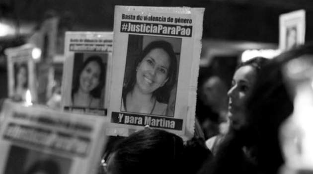justicia por paola acosta - CBA24