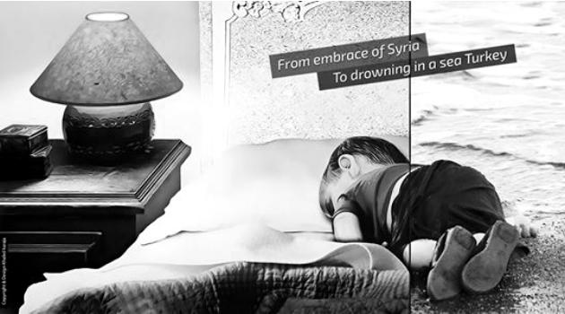 niño sirio cama original