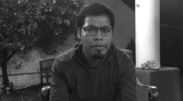 omar garcía normalista ayotzinapa