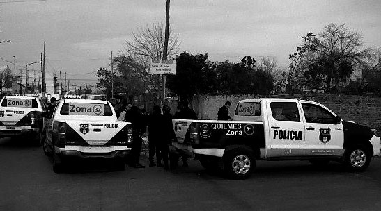 policíaquilmes