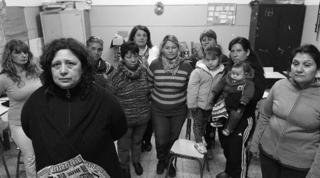 aula pichón escobar - M Bustamante La Capital