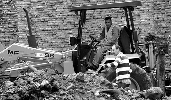 excavacion Bru - télam