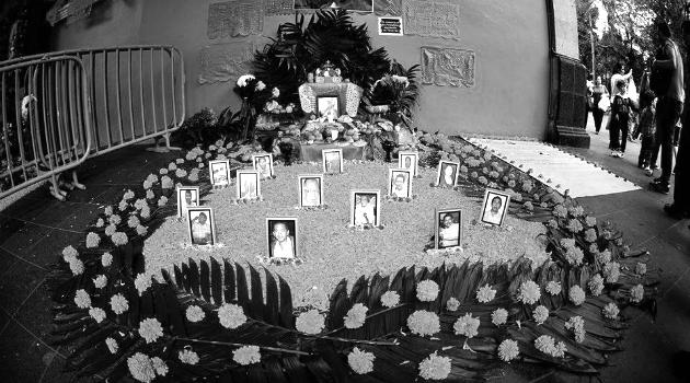 Uno de cada 3 asesinatos de periodistas es en México