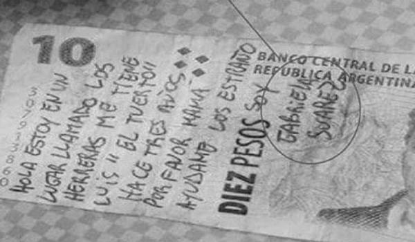 billete diez pesos