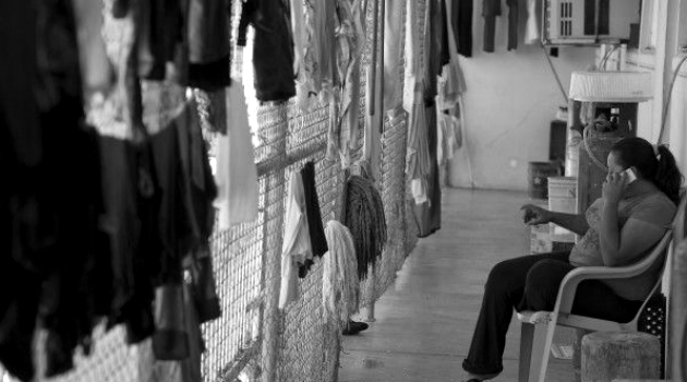 cárcel de mujeres méxico