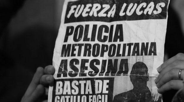 """Lucas Cabello: para la Justicia, el policía de la Metropolitana """"se defendió"""" con tres balazos"""