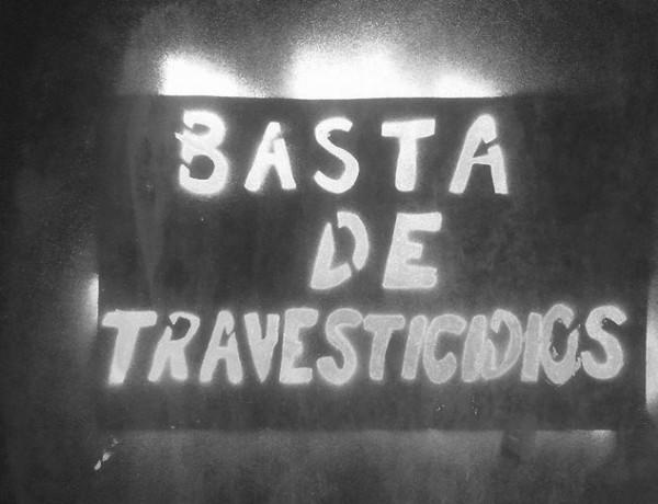 travesticidios