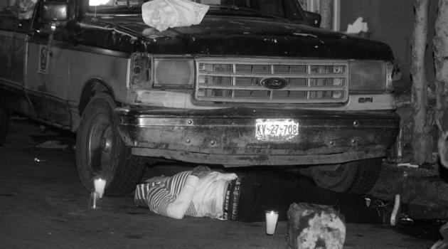 Homicidios dolosos - Cuartoscuro 2