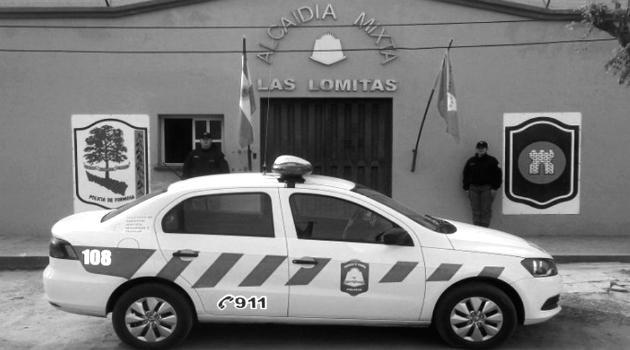 policia formosa