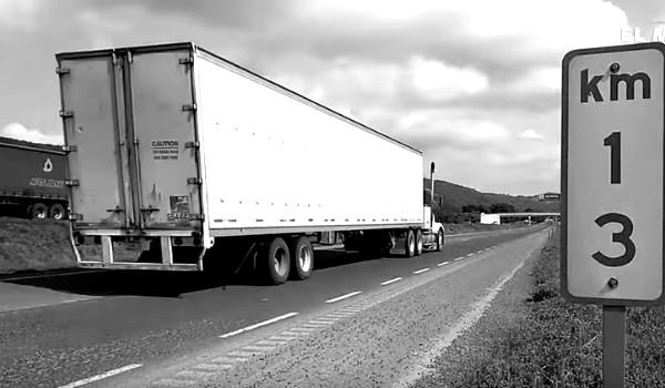 Camion ruta de la muerte