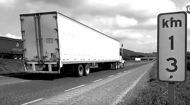 La Ruta De La Muerte De Los Camioneros Mexicanos Quiero