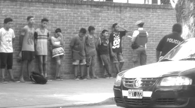 Pibitos detenidos 2