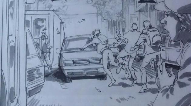 comic masacre de pompeya