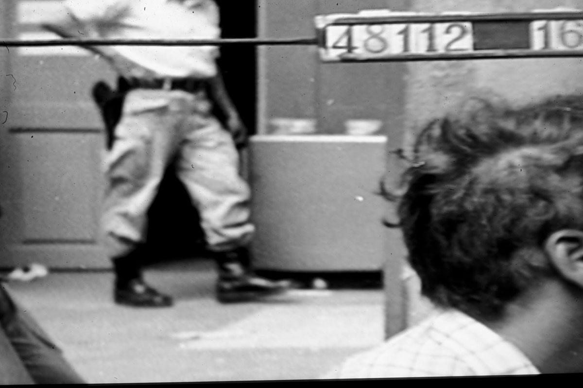 policía de córdoba 1975 - registro de extremistas