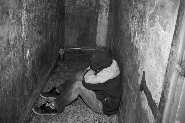 adolescente detenido