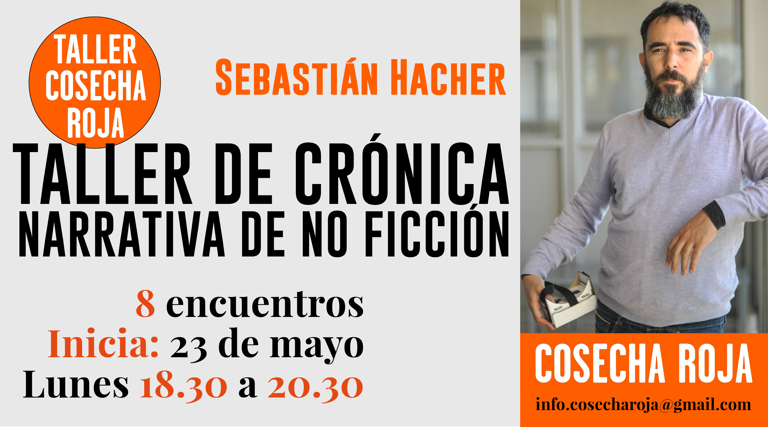 Taller de Cronica Hacher