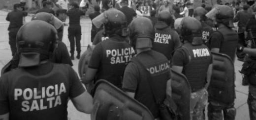 Policía salta