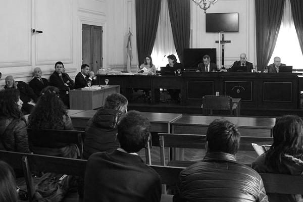 juicio raid policias