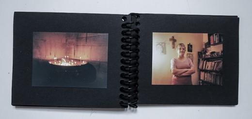 Nena Lanzillotto fotografiada por la autora de la columna