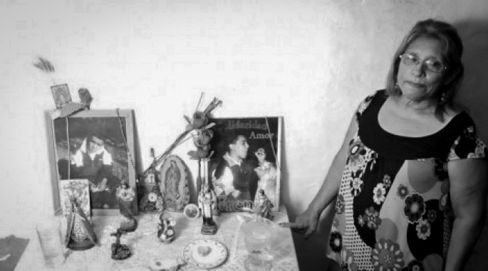 Sabina Sotelo, la mamá de El Frente Vital