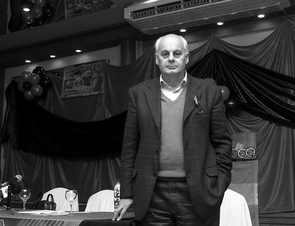 foto almeida - dr. alberto candioti - candidato a presidente del c.a. colon - santa fe 11-06-02