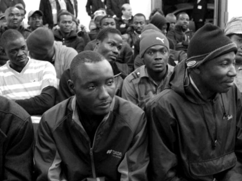 Inmigrantes Chile