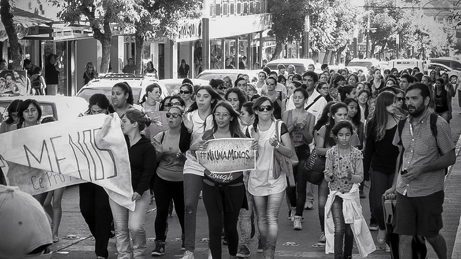marcha femicidios córdoba