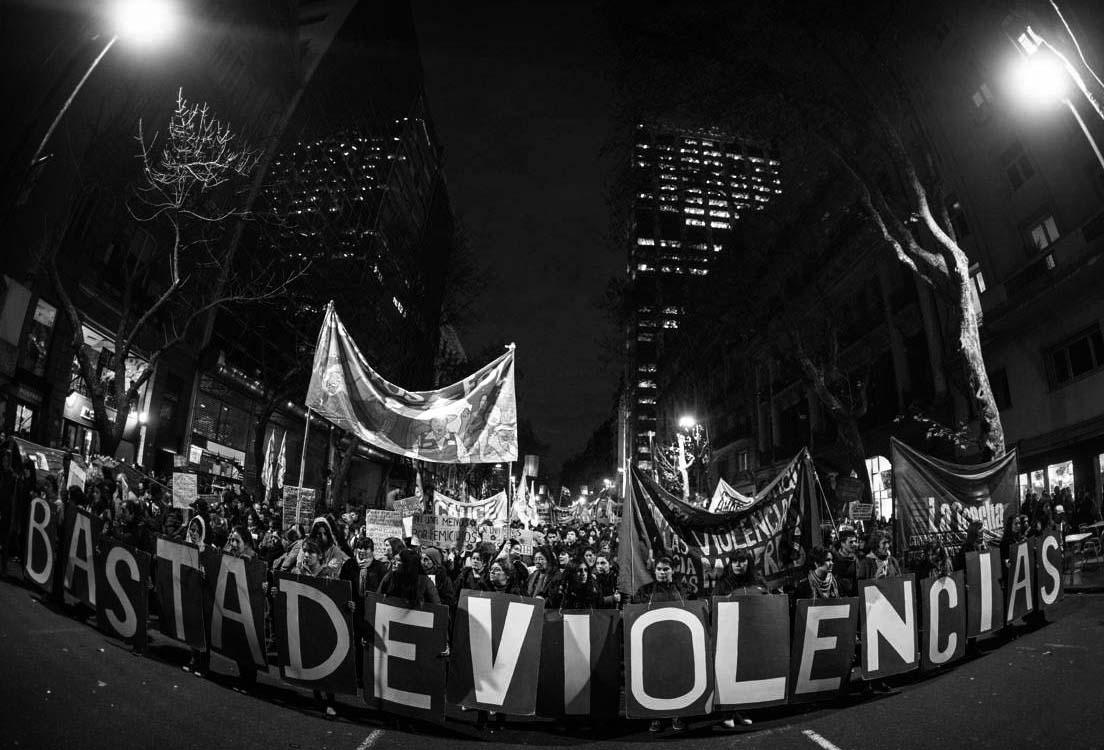 Violencias - Facundo Nivolo