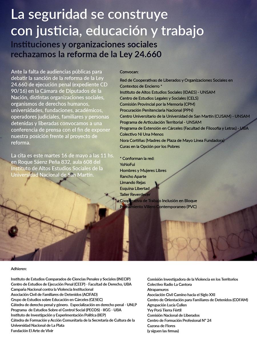 Conferencia Reforma 24.660