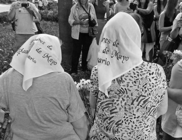 madres de la plaza 25 de mayo de rosario