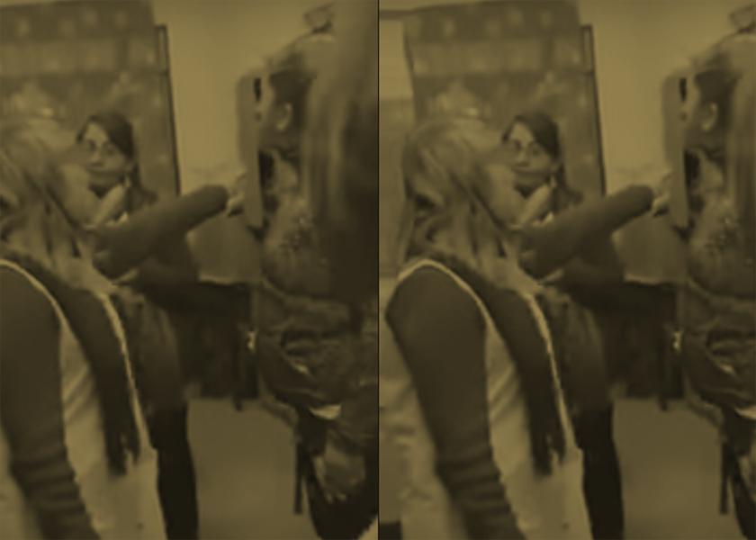 maestra golpea tigre