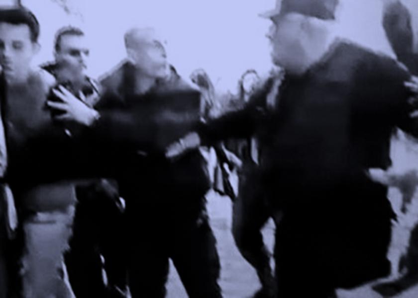 policia entro a mi escuela