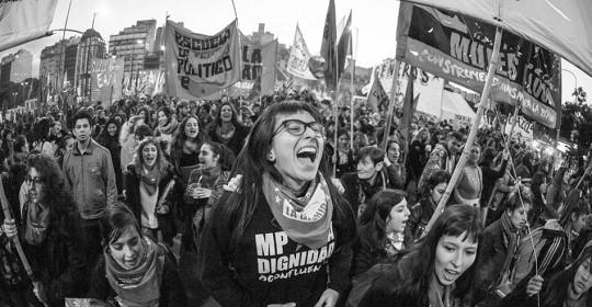Encuentro Nacional Mujeres