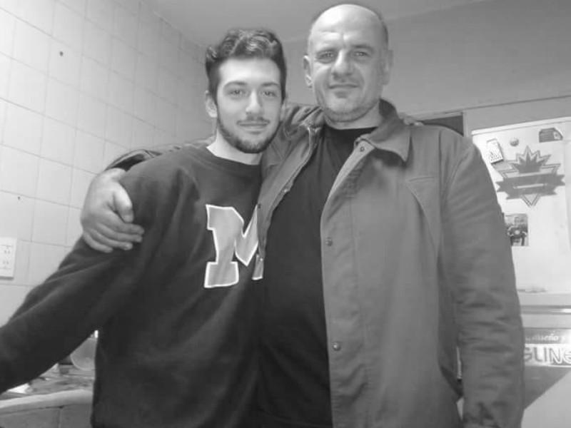 Lautaro y su tío