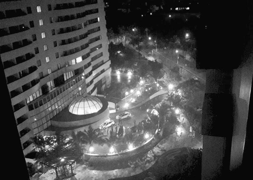 Rio de Janeiro 14/06/2017 O Bicheiro, Haylton Carlos Escafura, 37 anos, filho do bicheiro José Caruzzo Escafura, o Piruinha, e mulher são assassinados em quarto do Hotel Transamérica na Barra da Tijuca. Foto Leitor