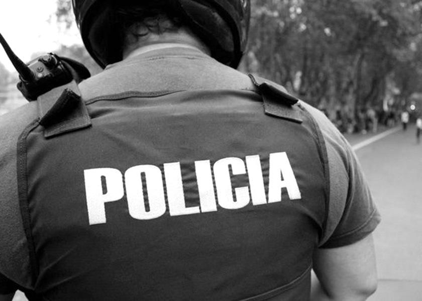 policia rosario