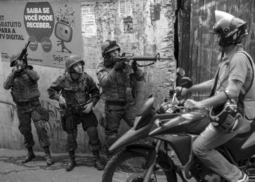 Favela Río de Janeiro