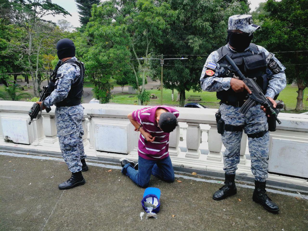 el Salvador Militar