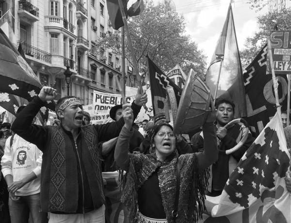 pueblos originarios marchan 3