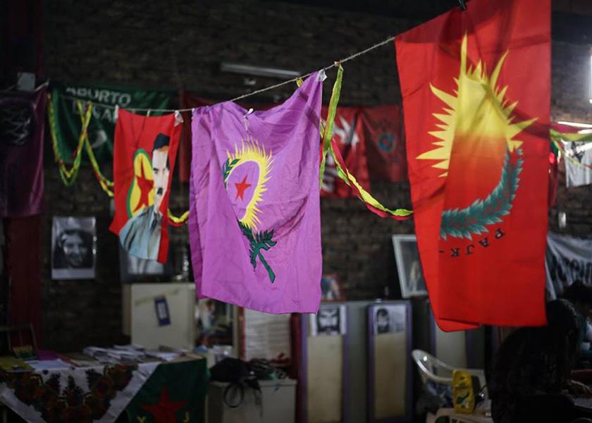 Comité de mujeres en solidaridad con kurdistán 4