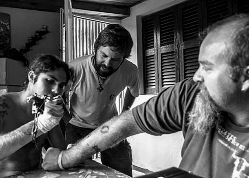 Santiago tatuajes