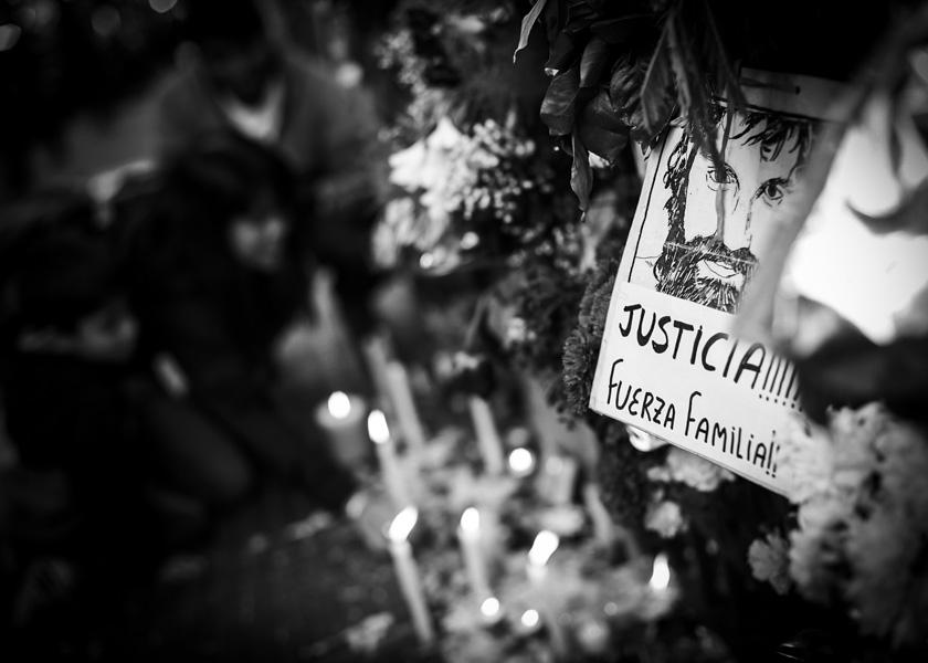 santiago maldonado morgue FN