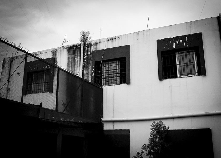 Una de las sedes de San Camilo.