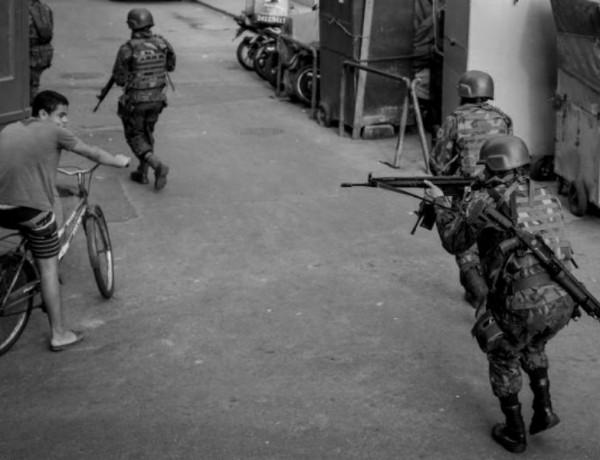 Brasil violencia institucional