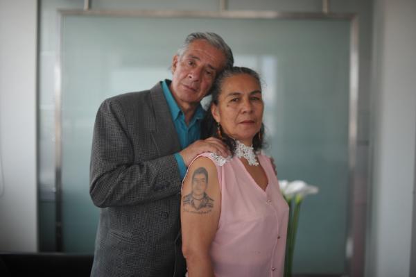 Colombia 10 años búsqueda cuerpo hijo