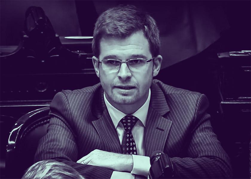 Nicolás Massot, jefe del bloque de diputados del Pro, quiere 'reconciliación'-