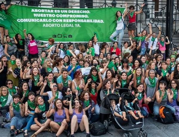 periodistas aborto