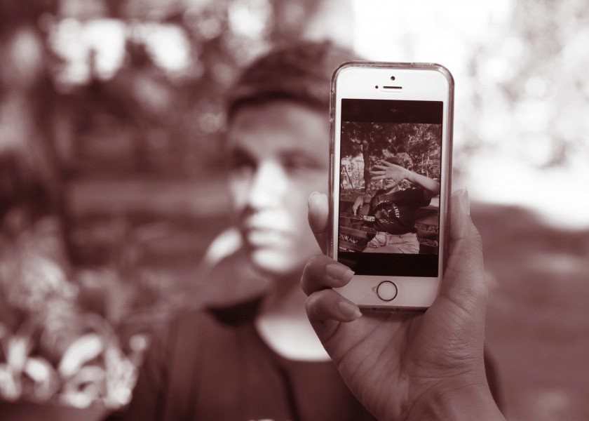 PE - RECIFE - 21/08/2018 - Local - Pauta: Luma Rodrigues, estudante, sofreu violencia de genero online, onde teve fotos intimas divulgadas na internet por um homem que a chantageou. A materia discute como as mulheres sao vulnerabilizadas em redes sociais e quais as formas de apresentacao dessa violencial. Foto: Marlon Diego/Esp.DP