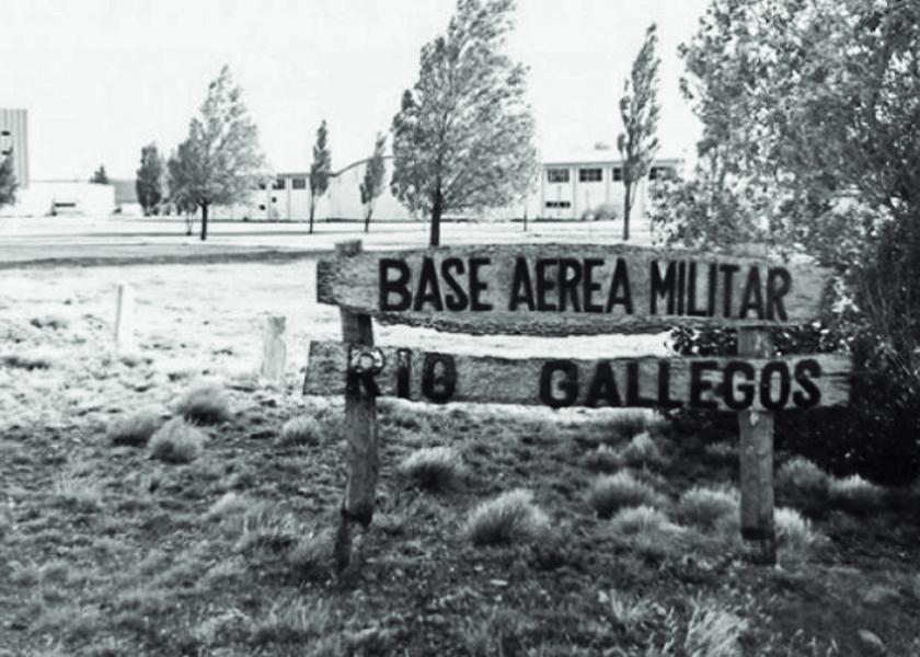 base aerea rio gallegos