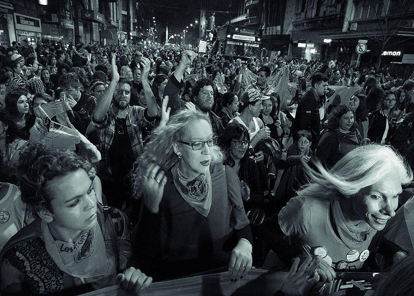 Uruguay ley trans